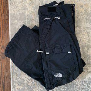 North Face Black Snow Pants